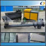 Competitive factory price foam brick machine for construciton manterial
