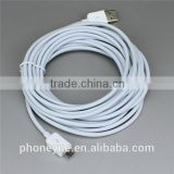 long length 3m/9ft in bulk micro usb data cable for android phone