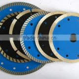Notch Saw blades - Dry cutting for 80mm, 114mm, 125mm, 150mm, 180mm, 190mm, 230mm, 250mm