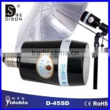 FM315-45SD electronic umbrella lamp, electronic strobe lighting, electronic flash lighting