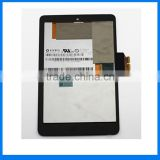 LCD Display Touch Screen Digitizer Assembly For ASUS Google Nexus 7                                                                         Quality Choice