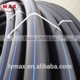 Price of PE100 plastic water pipes, underground HDPE pipe for drain & water supply