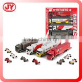 Wholesale free wheel truck toy sliding car toy