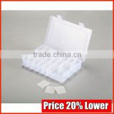 Plastic Clamshell Box Tray Of Cosmetics, Tailor Made PP Packaging Box Manufacturer Manufacturer