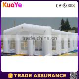 commerial grade factory price marquee inflatable party tent for sale