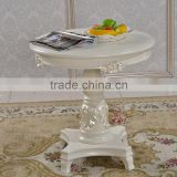 Living room furniture design carving tea table centre table