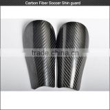Football sport shin guard carbon fiber material shinguard lightweight