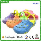 garden shoes waterproof, lady summer EVA clogs, high quality clog shoes