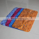 pvc bathmat W02 pvc bathroom floor mat