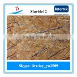 Marble grain painted steel with good quality used for roofing panel and building materials