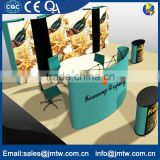 INquiry about Custom Supermarket Magnetic Aluminum Pop Up Cardboard Display Stand