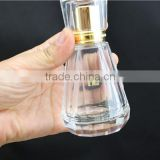 Unique style crystal arabic perfume bottles with logo