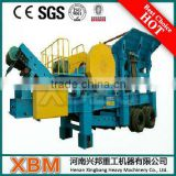 mobile jaw crusher machinery with excellent quality and reasonable price in great demand in Malaysia, Peru, Indonesia