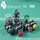 PNC XB2 series metal push button switch,3position switch,key switch double push button switch