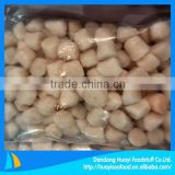 frozen raw bay scallop meat