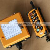 Industrial radio F23-A++ wireless rf remote control switch for automatic stacking cranes