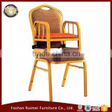 Foshan factory wedding kid high baby dining chair for eat