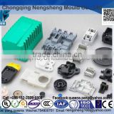 OEM Injection Moulded Plastic & Rubber Machinery Parts,Other Plastic electrical molded parts