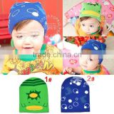 MZ1569 Winter Cute Newborn Sleep Hat Infant Cap The Baby Kit hat