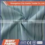 2016 classic design stripe Yarn Dyed Fabric from china supplier Wholesale Shirting fabric cotton ployester fabric