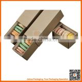 Folding cardboard box food paper fried chicken packaging packing lunch box