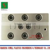 China Plastic cable duct extrusion mould