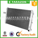 Brazed core high capacity race 2-row cooling radiator for Audi TT Quattro Base Coupe 2-Door