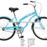 "2014 26"" Fat Bike/Snow Bike/Sand Bike Beach Cruiser PULLY 24 inch single speed CHEAP Beach cruiser bike"