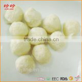 Frozen canned fish ball