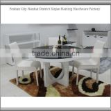 Brand new fashionable round dining table designs