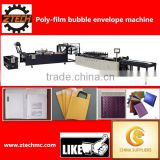 ztech factory Poly-film bubble envelope machine direct sale