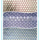 137cm/39gsm 100% Polyester transfer printed fabric with soft hand feeling