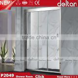china suppliers shower room portable cabins for sale shower enclosure cubicle 3 doors sliding shower door