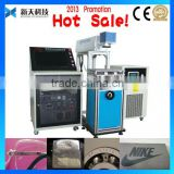 Hot sale !! Industrial 50W/75W/100w diode pump deep laser marker