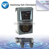 Good for skin swimming pool salt chlorinator without chemical