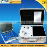 CE approved YL-707A bets microdermabrasion machine at home for skin exfoliator,rejuvenation
