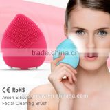 New Products China OEM Waterproof Rechargeable Electric Sonic Deep Cleansing And Exfoliation Brush For Face