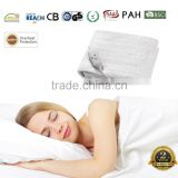 Knitted Electric Blanket Made in Factory China with Removable Cable