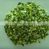 Air dried spring onion flake, roll