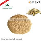 Manufactory sale licorice alcohol powder for Sweet flavor agent and flavor enhancer extractum with best price
