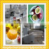 stainless steel high capacity passion fruit juice making machine ,passiflora edulis juicer