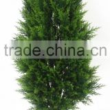HX0101091 artificial cedar tree fake cypress trees