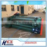 wood debarking equipment, hydraulic log debarking and rounding machine