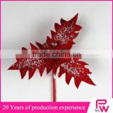 bulk buy christmas decorations artificial flowers making for home decoration for christmas market