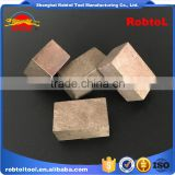 24*8.4/9*12mm 1600mm Diamond Segment Cutting Grinding Polishing Drilling Block Granite Marble Concrete