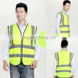 CY Reflective Vest Safety High Visibility Belt Children Clothing Vest EN471 High Reflective Safety Vest