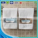 Custom brand printing premium cotton hand towel