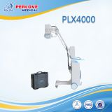 Portable x ray machine with digital workstation PLX4000