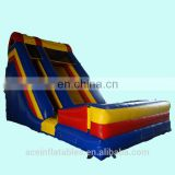 alibaba china Commercial Inflatable Slide, inflatable dry slide