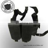 military messenger bag waist bag with cartridge pockets